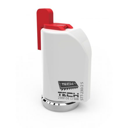 TECH STT-230/2 S M30  termoelektromos szelepmozgató 3 perc)