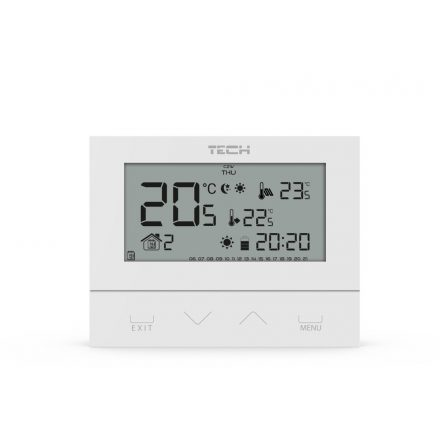 TECH  EU-292 v3 vezetékes on/off termosztát